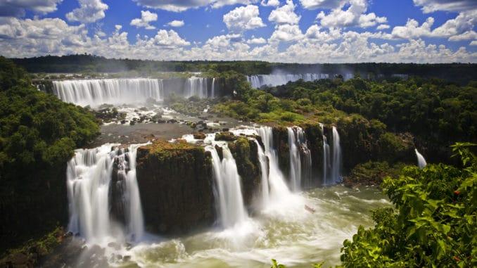 Iguassu Falls - Iguazú Wasserfälle