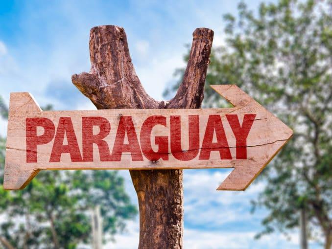 Wegweiser Paraguay