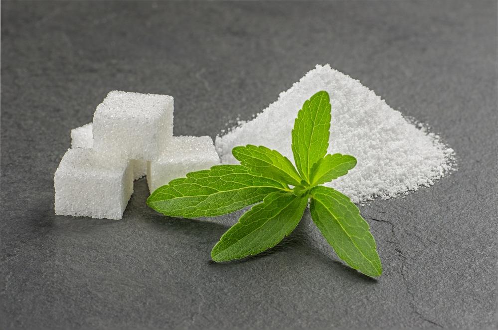 Stevia als Süßstoff