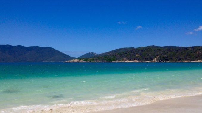 Praia do Forno - Brasilien